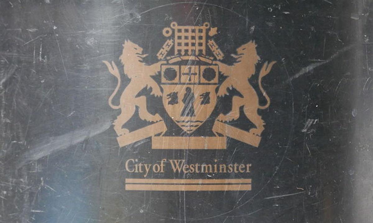 Westminster council logo.